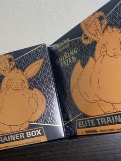 Shining Fates Elite Trainer Box for Sale in Modesto,  CA