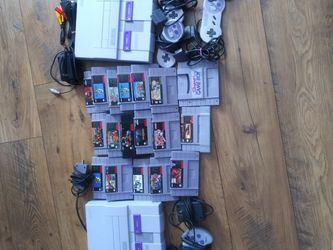 Super Nintendo..snes.. for Sale in San Diego,  CA