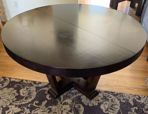 """Large 54"""" Round Sturdy Dining Kitchen Table for Sale in Catasauqua, PA"""