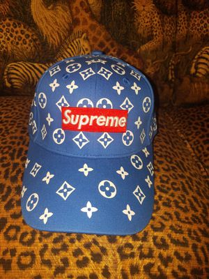 Supreme Louis vuitton Dad hat for Sale in Tampa, FL