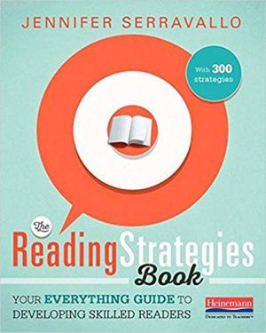 The Reading Strategies Book Your Everything Guide to Developing Skilled Readers ebook PDF for Sale in Los Angeles, CA