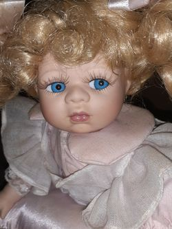 PORCELAIN BABY DOLL for Sale in Dayton,  OR