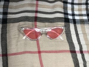 Clear pink Sunglasses for Sale in Philadelphia, PA
