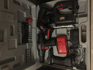 Brand SOLID .. Drill Tool Set for Sale in New York, NY