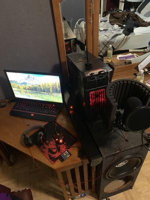 Full Studio Setup! Read Description! for Sale in Houston, TX