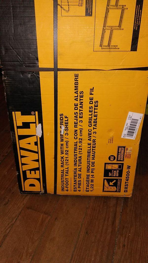 f749ac50063 Dewalt DXST4500-W 48