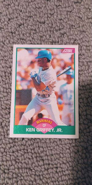 Ken Griffey Jr. Baseball Card for Sale in Cottonwood Heights, UT