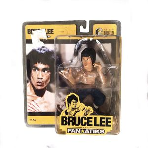 Bruce Lee Figurine Enter the Dragon Collectible Figure Toy Jugete for Sale in Orange, CA