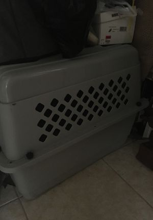 Dog crate for Sale in Leesburg, FL