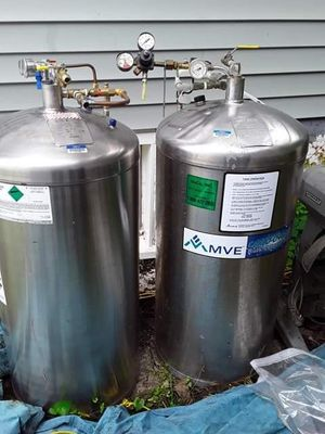 Co2 drink tanks for Sale in Bloomington, IL