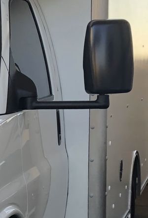 Velvac Extended Towing Mirrors Savana Express Vans for Sale in Wildomar, CA