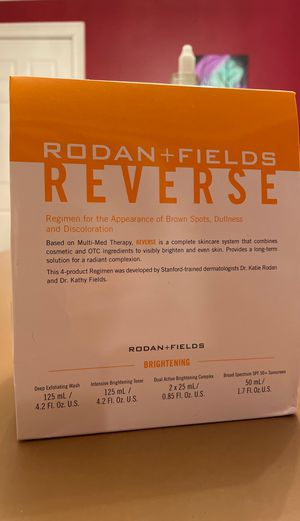 Rodan and Fields Reverse Regimen for Sale in Stratford, CT