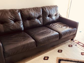 Leather Sofa (Ashley) for Sale in Powell,  OH
