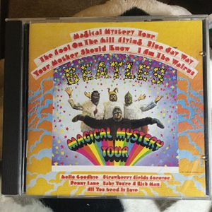 Beatles CD Magical Mystery Tour (2009 Remaster) Store Bought Condition FREE SHIP WITH PAYPAL for Sale in Fenton, MO