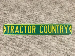 "John Deer ""Tractor Country"" Sign for Sale in Grove City, OH"