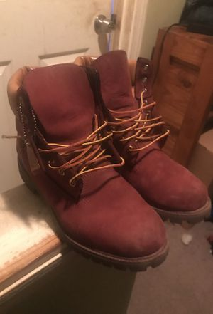 Timberlands boots 9/10 for Sale in Louisville, KY