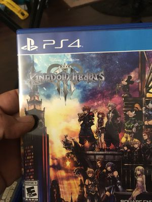 Kingdom heart 3 for Sale in Los Angeles, CA