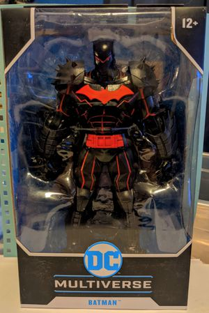 Batman Hellbat suit RARE MAKE ME AN OFFER for Sale in Dallas, TX