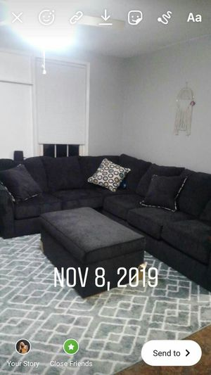 L Couch for Sale in Angier, NC