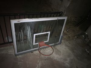 Basketball hoop glass for Sale in Castro Valley, CA