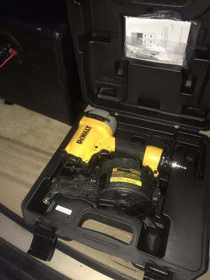 I have 2 nail guns for siding , perfect shape, like new, for Sale in BRECKNRDG HLS, MO