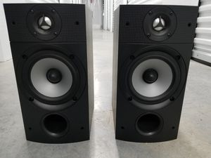 Pair of PSB Image 1B Home Theater speakers for Sale in San Jose, CA