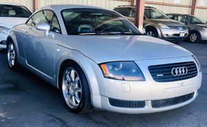2001 Audi TT Quattro Coupe 2D for Sale in West Sacramento, CA