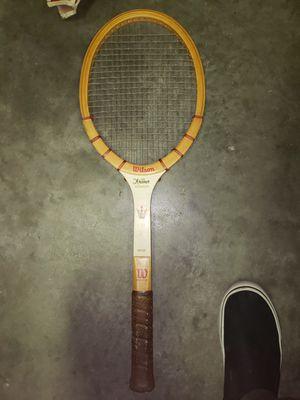 Wilson Jack Kramer Tennis Racket for Sale in Clearwater, FL