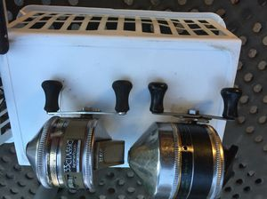 Used Fishing Reel Used $15 each or make offer for all for Sale in Riverview, FL