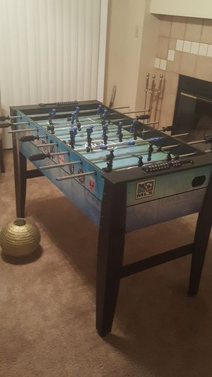 Foosball table and pool table 4.5' for Sale in Citrus Heights, CA