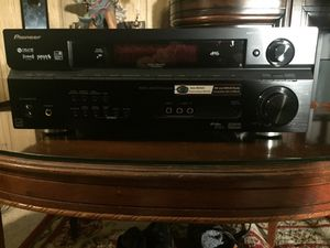 PIONEER STEREO RECEIVER for Sale in San Jose, CA
