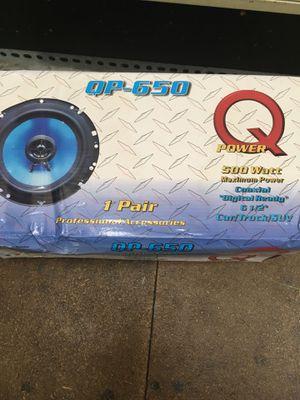 Audio speaker for Sale in Durham, NC