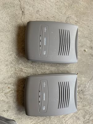 Fujitsu DSL speed port modem for Sale in Santa Monica, CA