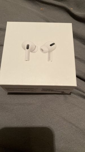 AirPods Pro's for Sale in San Antonio, TX