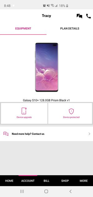 Samsung Galaxy s10 plus TMOBILE carrier 128GB for Sale in Diamond Bar, CA