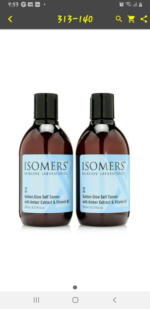 Isomers self Tanner for Sale in Edgewater Park, NJ