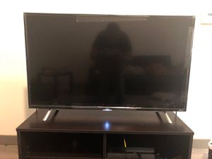 TV with its stand for Sale in Birmingham, AL