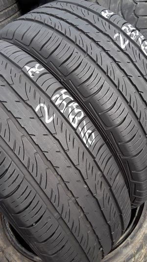 235/65-16 #2 tires for Sale in Alexandria, VA