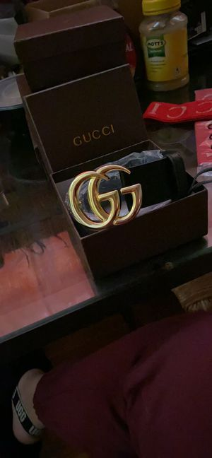 Gucci belt women size for Sale in Linden, NJ