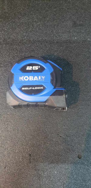 Kobalt tape measure and 16 oz hammer (like new) for Sale in Avondale, AZ