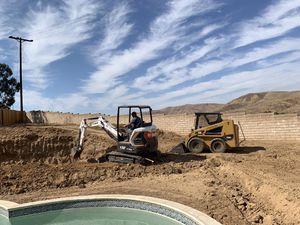 Bobcat dump truck for Sale in Chino, CA
