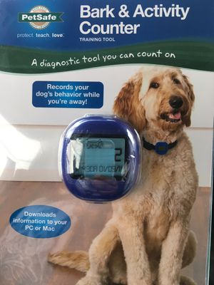 Dog collar counter for Sale in Highland Park, MI