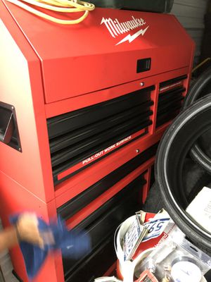 Milwaukee Tool Box With Out Tools for Sale in Dallas, TX