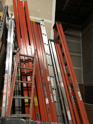 Ladders starting at $250 for Sale in Washington, DC
