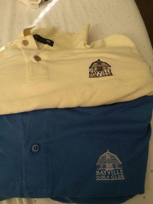 Bayville Golf Club/Ashworth Shirts for Sale in Newport News, VA