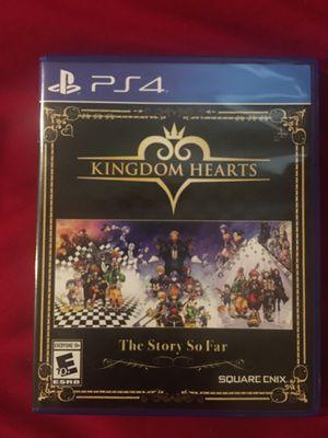Kingdom Hearts: The Story So Far PS4 for Sale in North Smithfield, RI