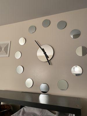 Mirror Clock for Sale in Virginia Beach, VA