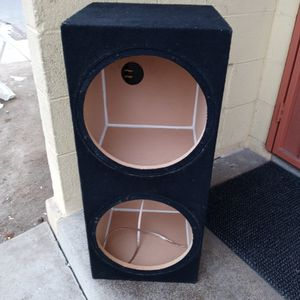 "12"" Subwoofers Box for Sale in Compton, CA"