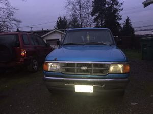 1993 Ford Ranger XLT for Sale in Seattle, WA