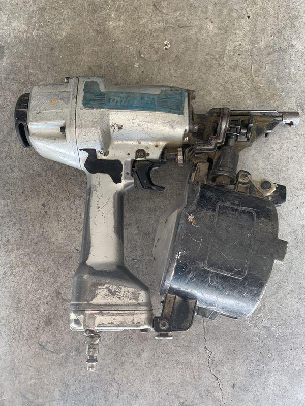 makita roofing gun